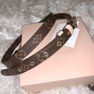 Louis Vuitton Adjustable Shoulder Strap 16mm